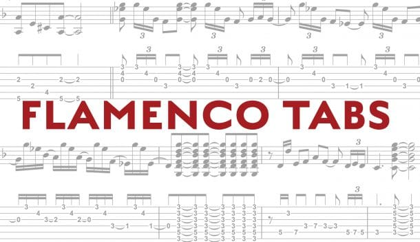 Flamenco TABS from Flamenco Explained